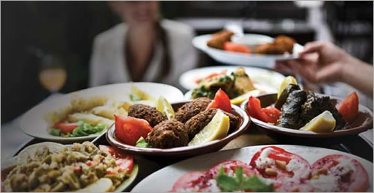 Mediterranean diet and Greek cuisine